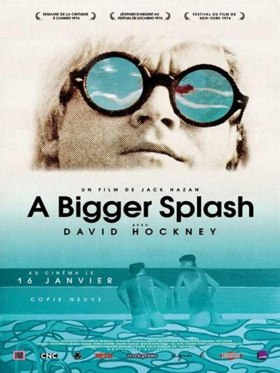 A Bigger Splash, Jack Hazan, 2020, 106'