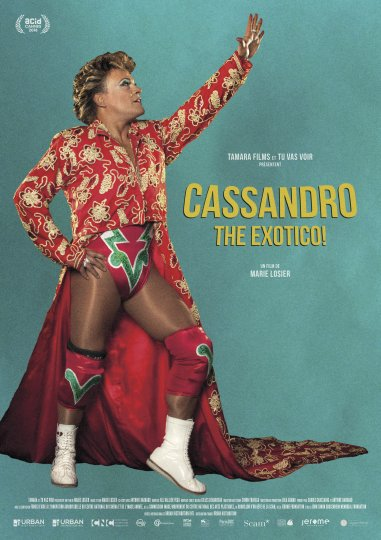 Cassandro, the exotico, Marie Losier, France, 2018, 73'