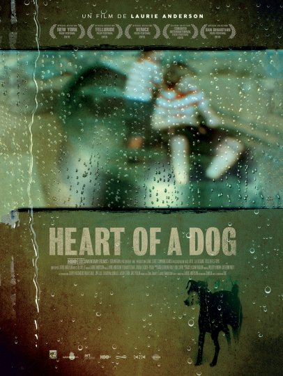 Heart of a Dog, Laurie Anderson, États-Unis, 2016, 75'