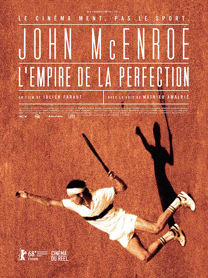 L'Empire de la perfection, Julien Faraut, France, 2017, 94'
