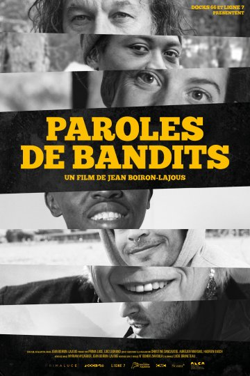 Paroles de bandits, Jean Boiron-lajous, France, 2019, 90'