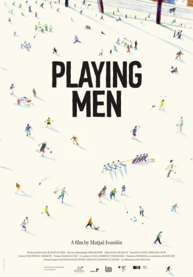 Playing Men, Matjaž Ivanišin, Slovénie/Croatie, 2017, 60'