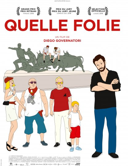 Quelle folie, Diego Governatori, France, 2018, 86'