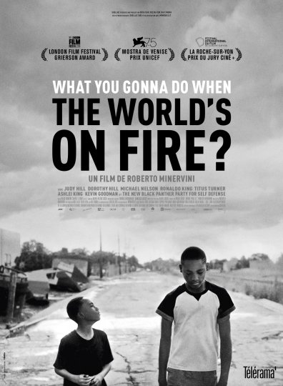 What you gonna do when the world's on fire?, Roberto Minervini, Italie, Etats-Unis, France, 2018, 123'